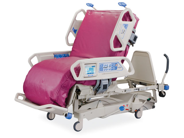 Hill Rom P1900 TotalCare Sport Connect 2 Hospital Bed