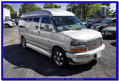 GMC Savana for Sale   Page  5 of 29   Find or Sell Used Cars  Trucks         2005 gmc savanna upfitter conversion van  rare awd  loaded