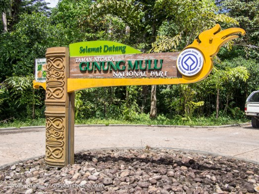 Mulu Park sign