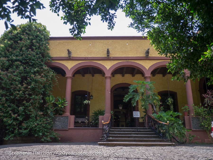 Casa Herradura, Amatitán, Mexico