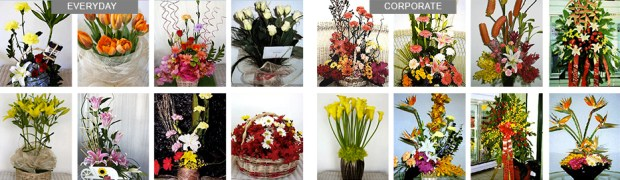 Flowers for everyday and for special occasions