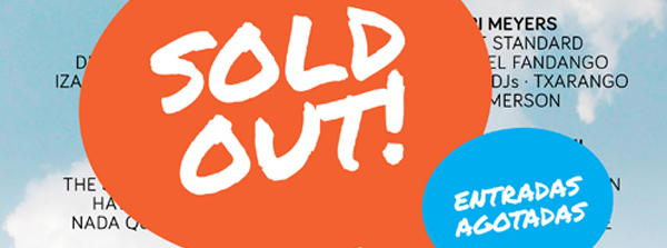 SOLD OUT Arenal Sound 2013