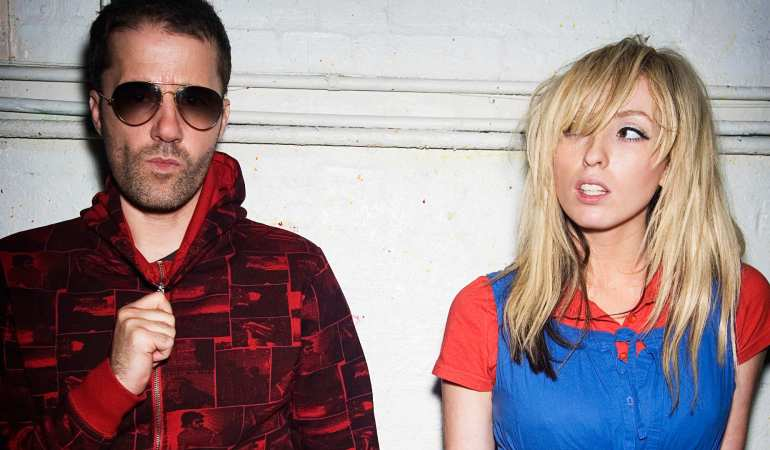 The ting tings, Eme Dj y BuffetLibre Dj a Granada Sound 2016