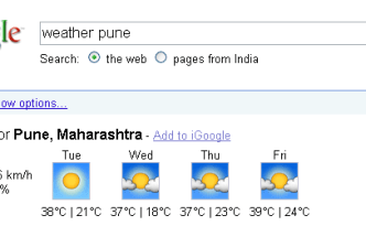 weather-pune-Google