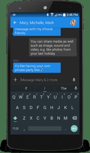 टेस्क्ट्रा SMS