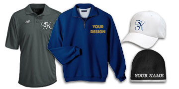 Custom Embroidery Promotional Apparel