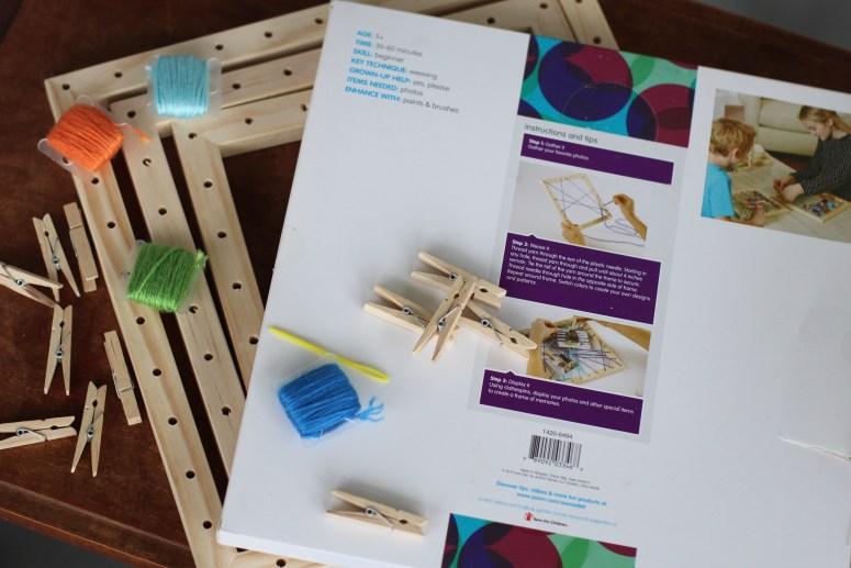 We Made It by Jennifer Garner: String Art Photo Frames