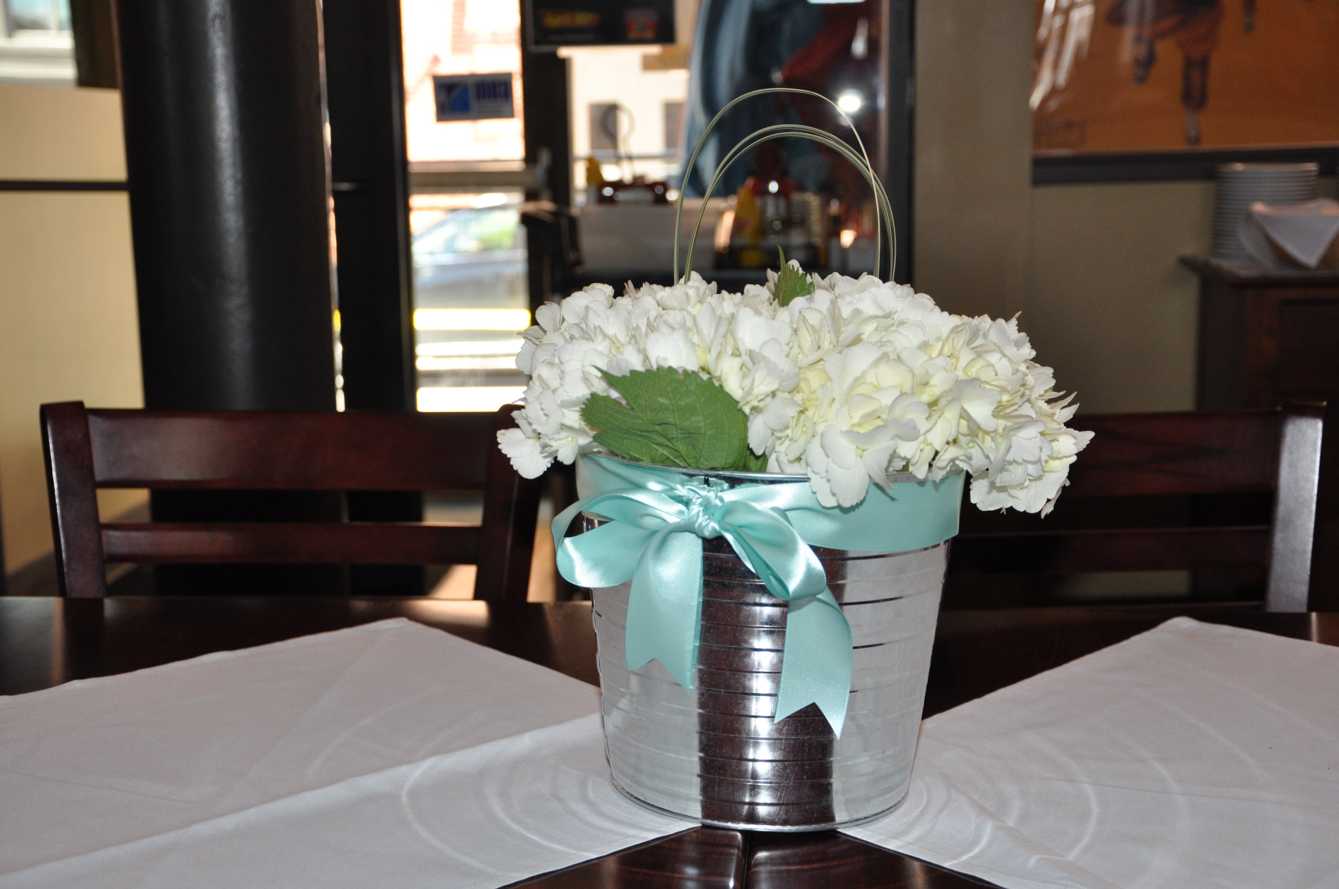 Baptism flower arrangements an inexpensive and easy diy
