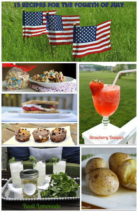 15 Summer Recipes