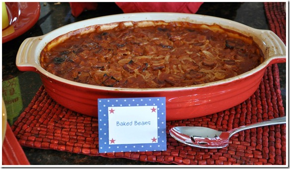 Baked Beans {from 2 Sisters 2 Cities}
