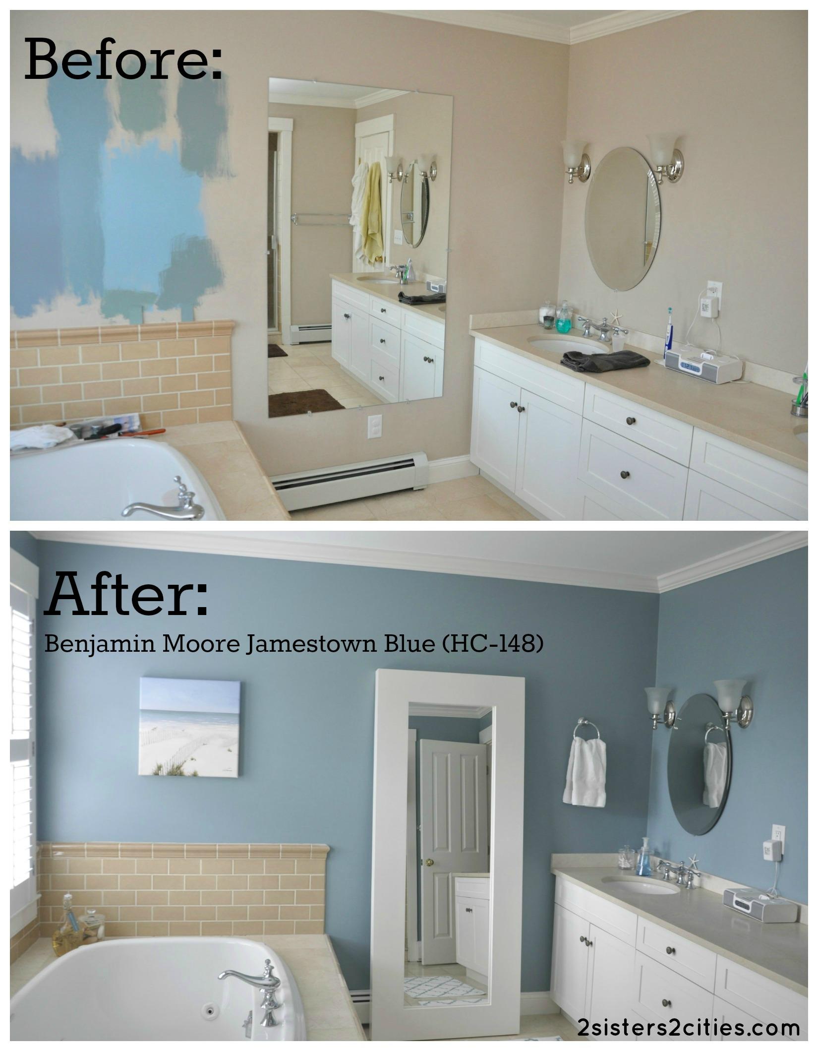 Jamestown blue favorite paint colors blog for Popular blue colors