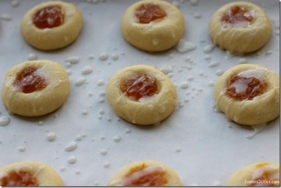 Apple Butter Thumbprints