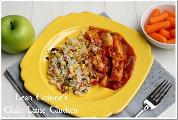 Lean Cuisine's Chile Lime Chicken
