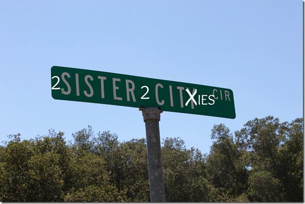 2 Sisters 2 Cities Circle