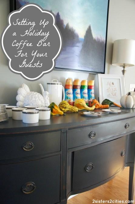 Holiday Coffee Bar 1