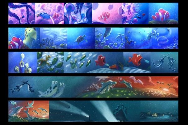 2.Post_pixar_Imagen_colorscript_nemo_2tono