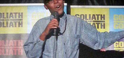 Q performing in SA