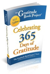 The Gratitude Book Project: Celebrating 365 Days of Gratitude co-author Victoria Cook