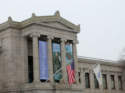 Th e Museum of Fine Arts