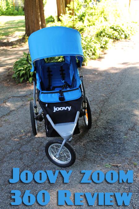 Joovy Zoom 360 review