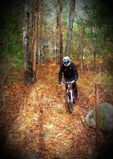 Clarke Mountain Biking