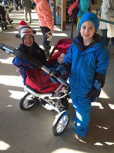 Wachusett Family Ski Day