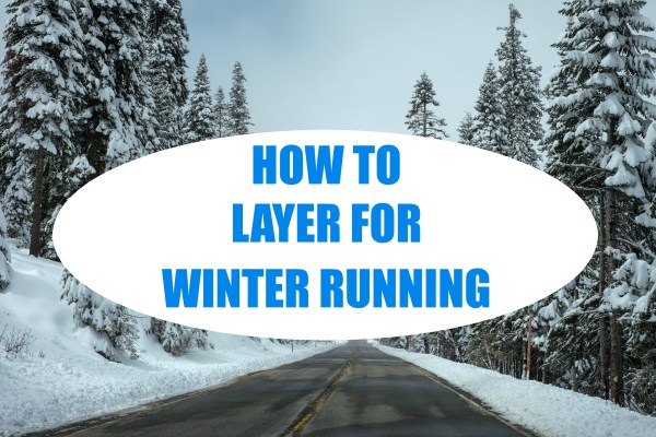 How to Layer for Winter Running