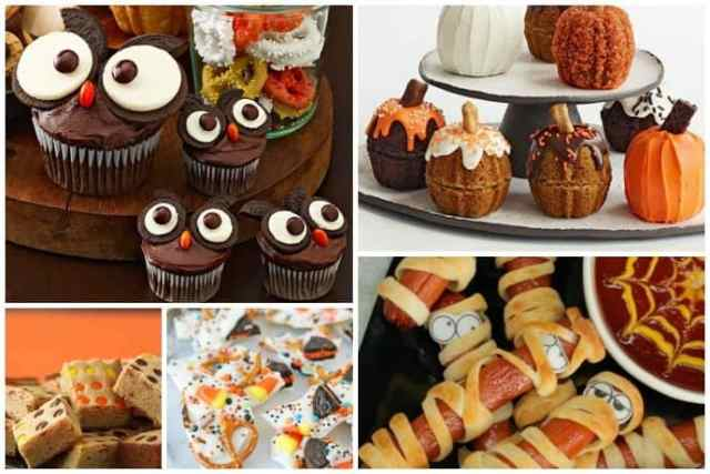 6 Incredibly Easy Halloween Treats and Tricks