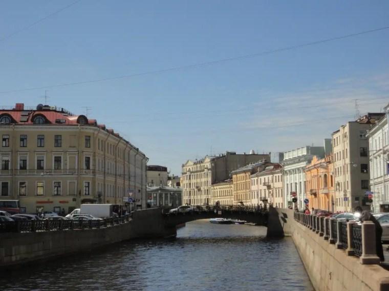 São Petesburgo, Rússia