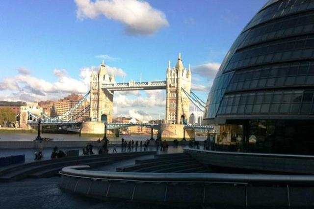 City of London, onde ficar em Londres