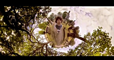 """Danny Lacey filmed a a spherical music video for Embrace's """"I Run"""". Photo courtesy of Embrace."""
