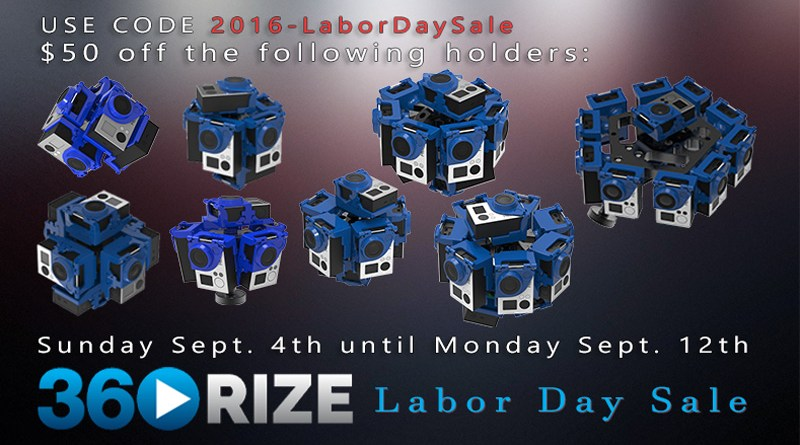Labor Day Sale | $50 Off Select 360 Rigs