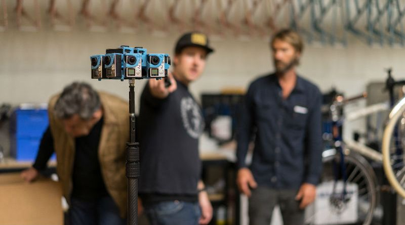 Reel FX Shoots Shinola's Stereoscopic 360 Video Tour ft. Luke Wilson
