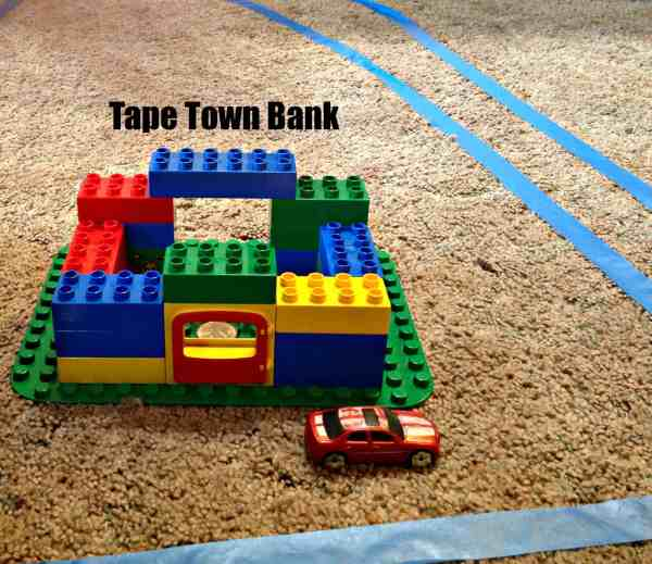 Tape Town Bank