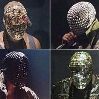 Davido Rocks Kanye-Like Mask | Photos