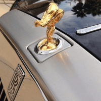 Billionaire Ayiri Emani Gifts Wife With Rolls Royce Automobile For Her Birthday | Photos