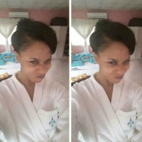 This is What Tonto Dikeh Woke Up to This Morning - PHOTO