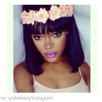 Rihanna Clone! Meet Lady Who Makes Over ₦3million Yearly Just For Looking Like Rihanna | Photos
