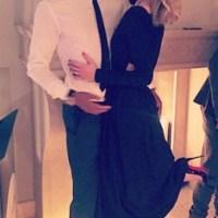 Mikel Obi Grabs His Girlfriend, Olga's Behind in Super Romantic Photo | Peek