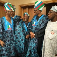 What Obasanjo Had To Say About Buhari's Victory