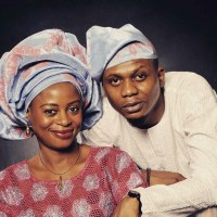 Mama Hafusa! Reminisce Shows Off His Beautiful Wife Who He's Been Married To For 13 Years - PHOTO!