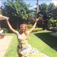 Beyonce Rocks Outfit Made by Nigerian Designer, Frock It Rock It | Photos