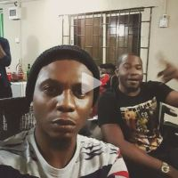 Fuel Scarcity: Reminisce Celebrates 20 Liters With Insta-Video