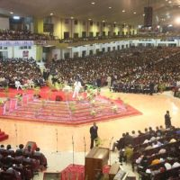 Largest Church Auditoriums In Nigeria - PHOTOS!