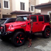 13 Nigerian Musicians Who Own Several Luxurious Cars