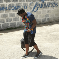 Rihanna Dances To Timaya's Music During His Performance In Barbados - WATCH VIDEO!