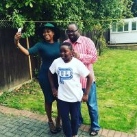 Davido's Baby Mama Sophie Momodu Shows Ample Curves As She Steps Out With Family