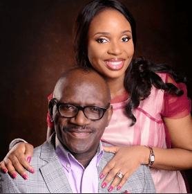 Pastor Odukoya Heaps Praises On His Wife As They C