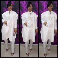 Toke Makinwa vs Mercy Aigbe: Who Rocked The Agbada Outfit Best?