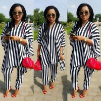 Mercy Aigbe & Chidinma Step Out in Monochrome Outfit... Who Looked Better? (Photos)
